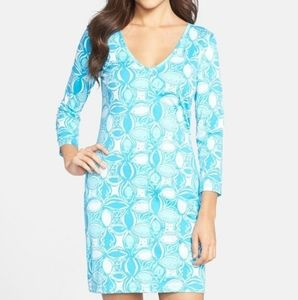 Ariel Blue Lily Pulitzer Juliet Dress